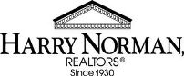 Harry Norman, Realtors logo
