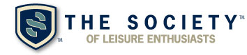 The Society of Leisure Enthusiasts logo