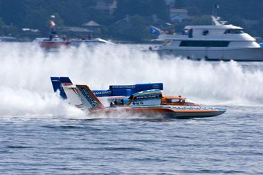 Seafair Hydroplanes