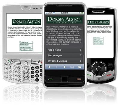 SmartPhones with DA medium