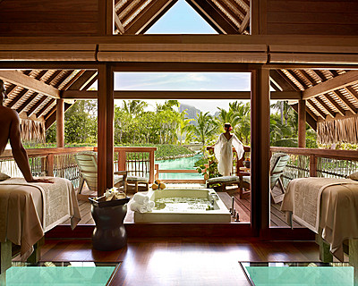 Four Seasons Resort Bora Bora Named World S