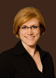 Sonja Bannon, a bilingual agent who recently joined Cora Bett Thomas Realty.