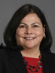 Lorraine Shirley, a San Francisco native with 20 years of real-estate experience who is now with Hill & Co. Real Estate.