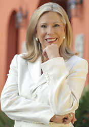 Denby Smothers, a fourth-generation Floridian who has come back to Michael Saunders & Company.
