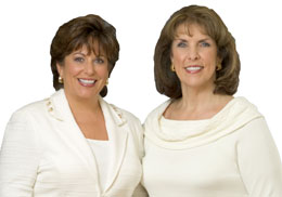 Marcia Salkin and Paulene Soublis, two Premier Properties agents who are organizing the upcoming REALTOR® Retreat.