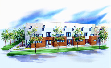 Kentwood townhomes