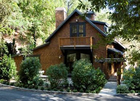 The charming Ross estate, built in 1912, was recently remodeled and enlarged and is being represented by Pacific Union GMAC Real Estate.