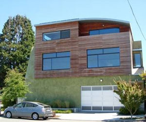 Built in 2005, every high-quality detail of the 1,640-square-foot home was created green.